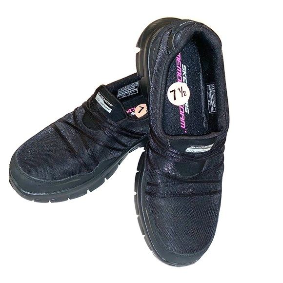 skechers memory foam sneakers